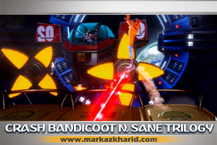جزئیات و بررسی کاراکتر های جذاب بازی Crash Bandicoot N. Sane Trilogy PS4
