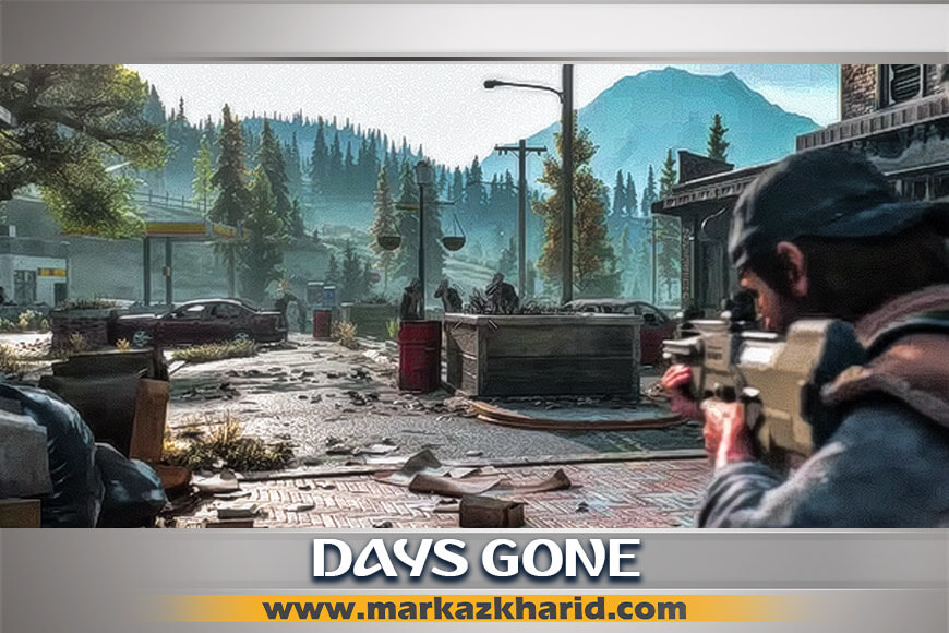 جزئیات و بررسی ساخت اسلحه مرگبار بازی Days Gone PS4 در دنیای واقعی
