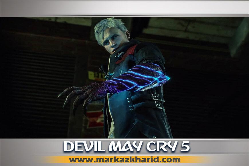 جزئیات و بررسی ارائه داستان بازی Devil May Cry 5 PS4 پس از نسخه دوم
