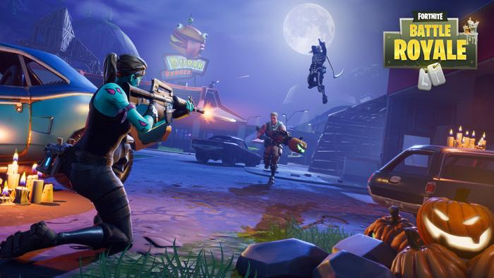 سلاح ها در بازی Fortnite: Battle Royale