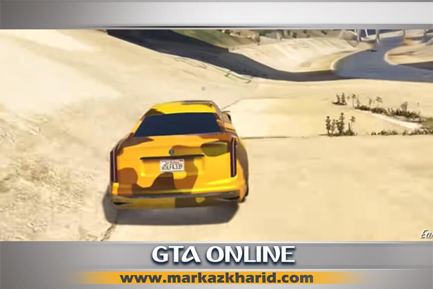 جزئیات و بررسی اتومبیل Ubermacht Revolter در آپدیت بازی GTA Online PS4