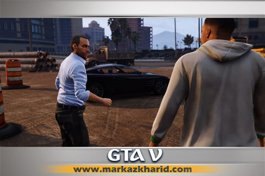 جزئیات و بررسی مادهای بازی GTA V PS4 کمپانی Rockstar Games