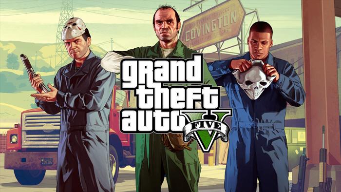 آپدیت بازی GTA 5