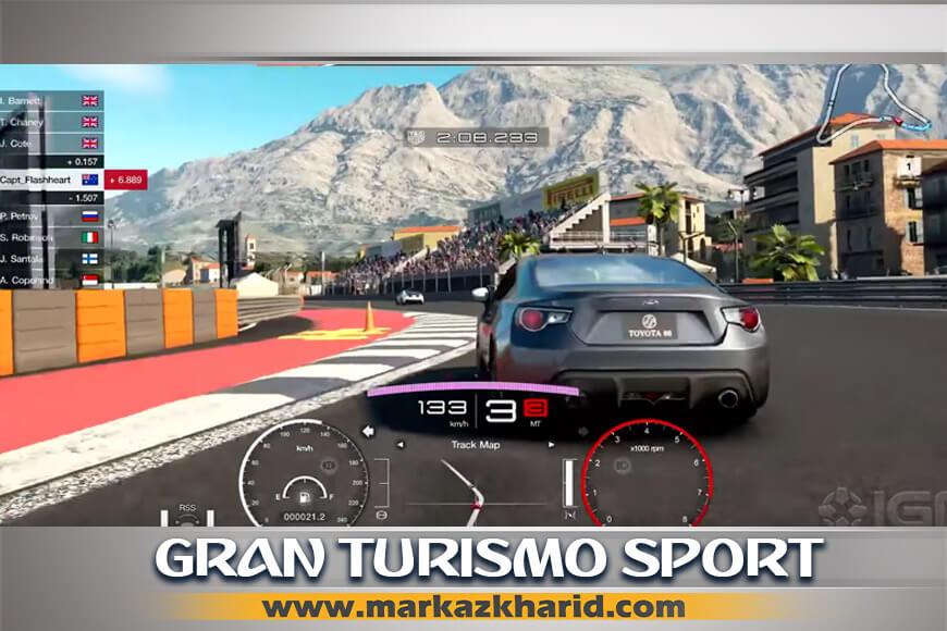 جزئیات و بررسی اضافه شدن 10 ماشین جدید بازی Gran Turismo Sport PS4