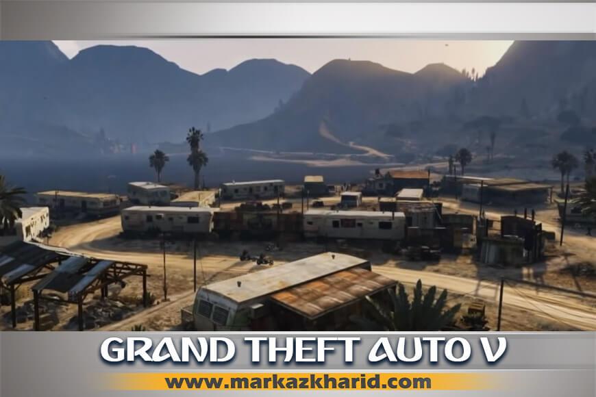جزئیات و بررسی بازی Grand Theft Auto V PS4 از پرطرفدارترین بازی های فروشگاه پلی استیشن
