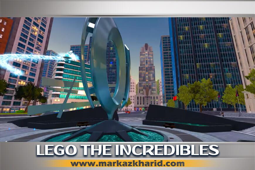 جزئیات و بررسی سبک جهان باز و کاراکترهای پلید در بازی LEGO THE INCREDIBLES PS4