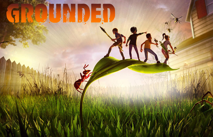راهنمای بازی Grounded