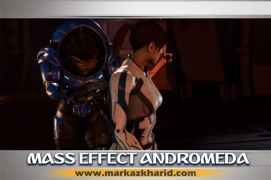 جزئیات و بررسی حجم بازی Mass Effect Andromeda PS4 در پی آغاز پریلود نسخه دیجیتالی