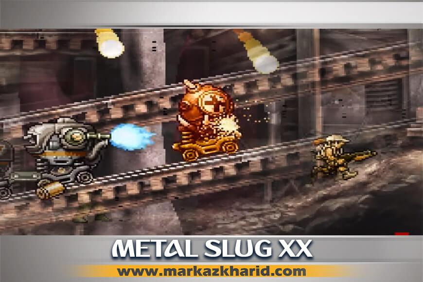 جزئیات و بررسی انتشار بازی Metal Slug XX برای PS4