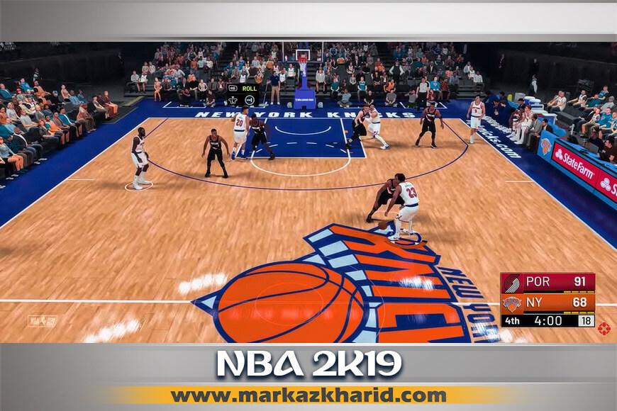 جزئیات و بررسی در دسترس قرار گرفتن اولین بخش MyCareer بازی NBA 2K19 PS4