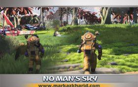 جزئیات انتشار بازی No Man's Sky برای XBox One