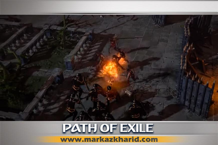 جزئیات و بررسی انتشار بازی Path of Exile برای پلی استیشن 4 در آذر ماه
