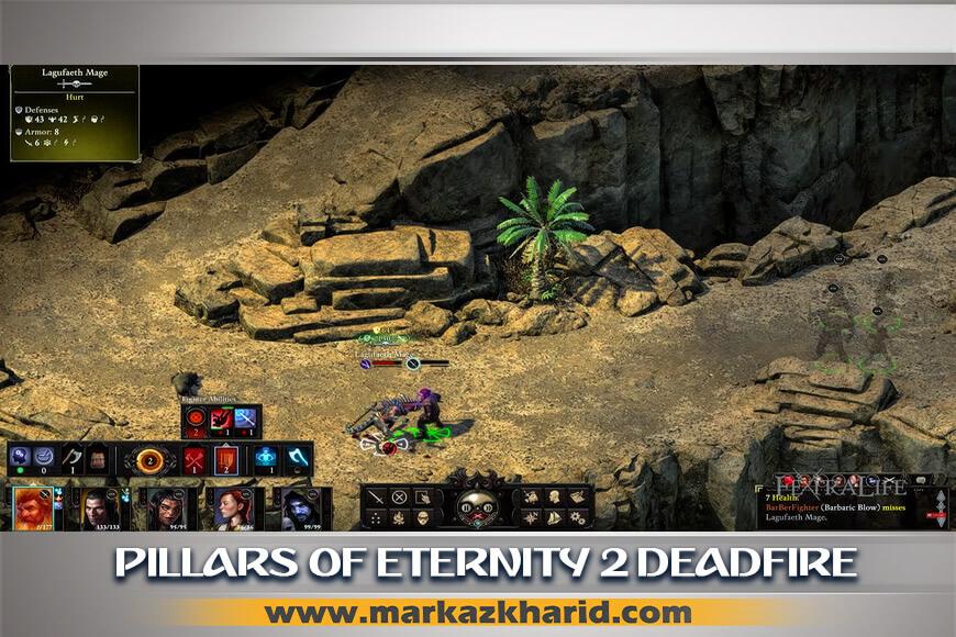 جزئیات و بررسی ارائه نسخه کنسولی بازی Pillars of Eternity II Deadfire PS4 در سال 2019