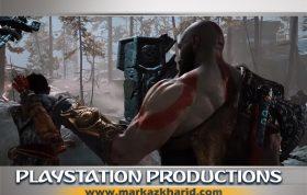 معرفی و بررسی PlayStation Productions سونی