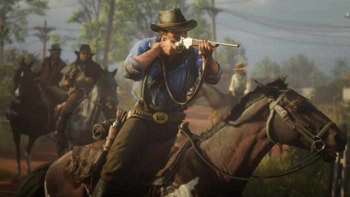 نکاتی در مورد شکار در بازی Red Dead Redemption 2