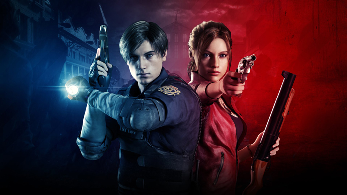 محیط بازی Resident Evil 2 Remake