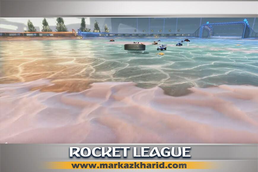 جزئیات و بررسی حالت جدید Dropshot بازی Rocket League PS4