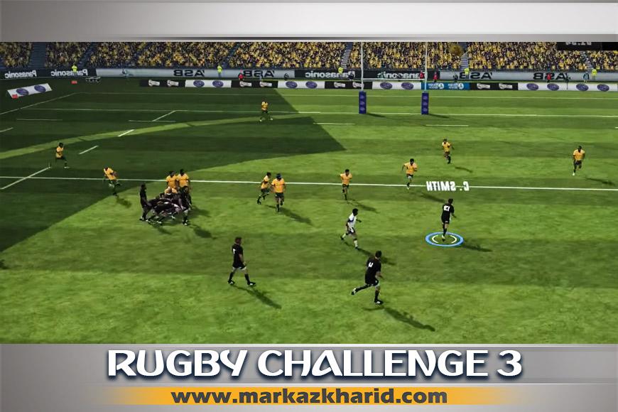 جزئیات و بررسی بازی Rugby Challenge PS4