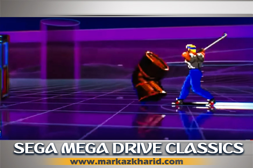 جزئیات و بررسی بازی Sega Mega Drive Classics PS4