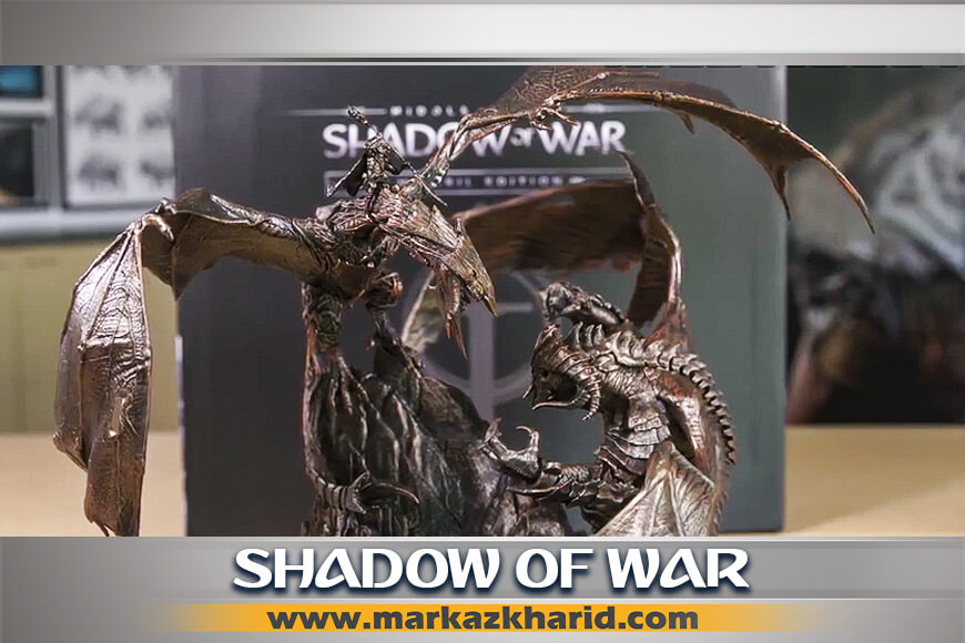 جزئیات و بررسی نسخه 300 دلاری بازی Middle-Earth Shadow of War PS4