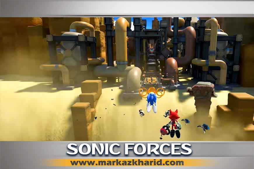 جزئیات و بررسی ساخت ریمیکی از بازی Sonic PS4 توسط اعضا تیم سونیک