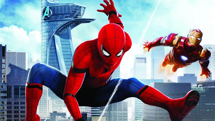 تجربه VR بازی Spider-Man Homecoming