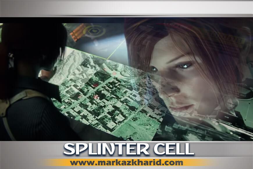 جزئیات و بررسی ثبت بازی Splinter Cell PS4 در لیست سایت آمازون