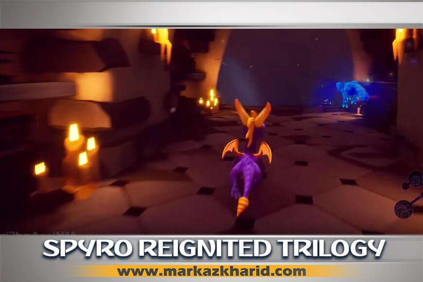 جزئیات و بررسی دانلود محتوا برای تجربه ی بازی Spyro 2 و Spyro 3 در Spyro Reignited Trilogy