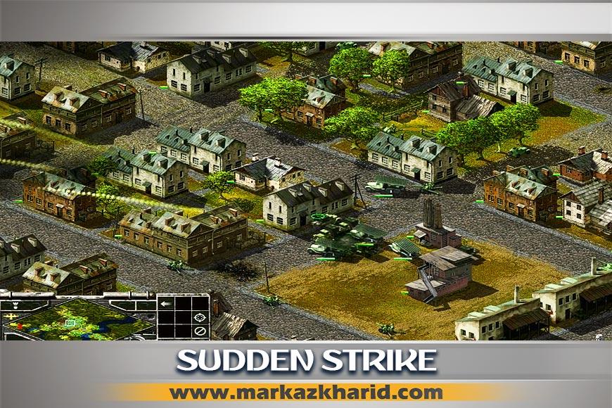 جزئیات و بررسی ویدیو جدید بازی استراتژی Sudden Strike 4 PS4 کمپانی Kalypso Media