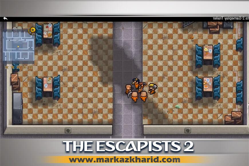 جزئیات و بررسی زندان جدید بازی The Escapists 2 PS4 در ویدیوی آن