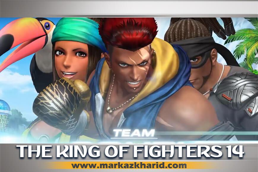 جزئیات و بررسی کاراکتر Vanessa بازی The King of Fighters 14 PS4