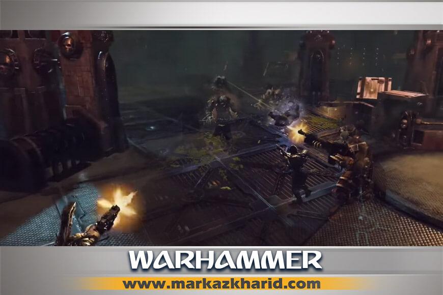 جزئیات و بررسی ویدئو نمایشی بخش Multiplayer بازی Warhammer 40K Inquisitor Martyr PS4