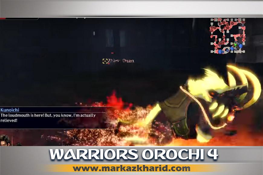 جزئیات و بررسی عرضه بازی Warriors Orochi 4 در ژاپن برای PS4 و سوییچ با تایید حضور 170 شخصیت