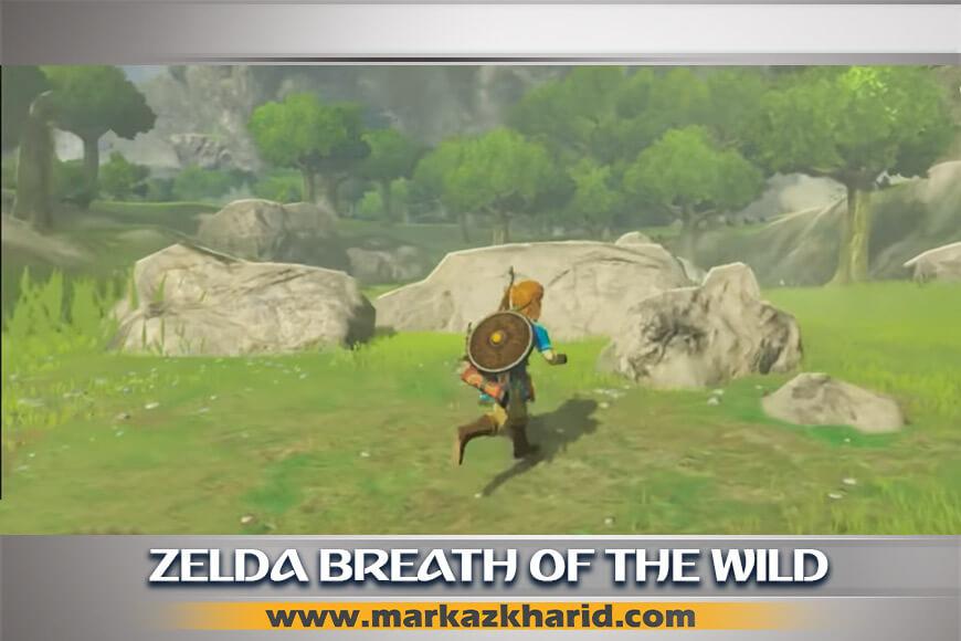 جزئیات و بررسی انتشار کتاب هنری بازی Zelda: Breath of the wild PS4