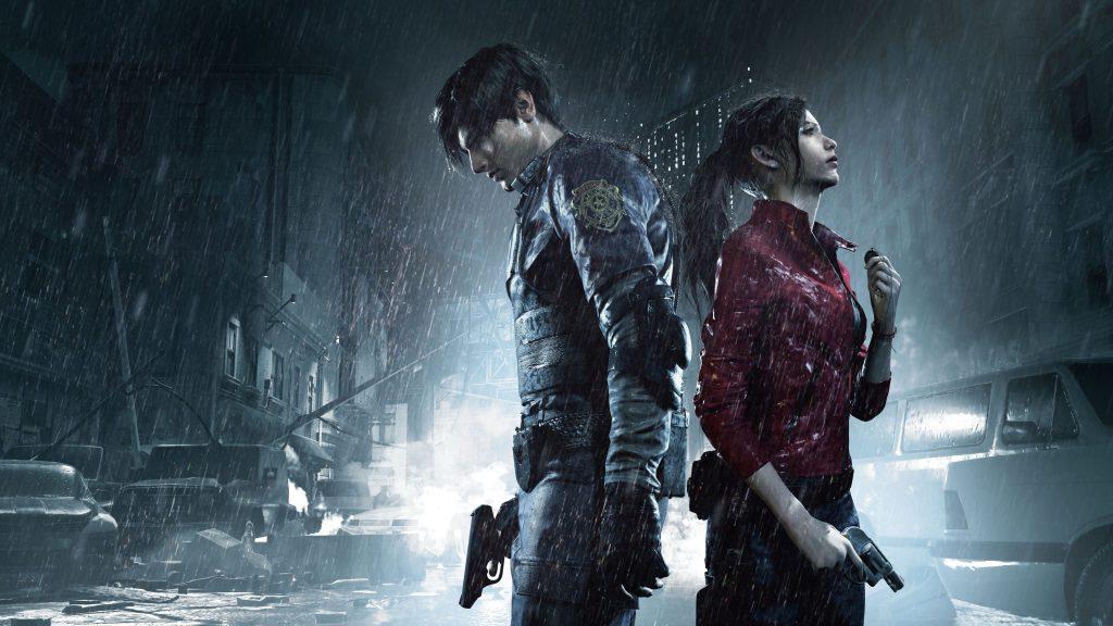 گیم Resident Evil 2 Remake