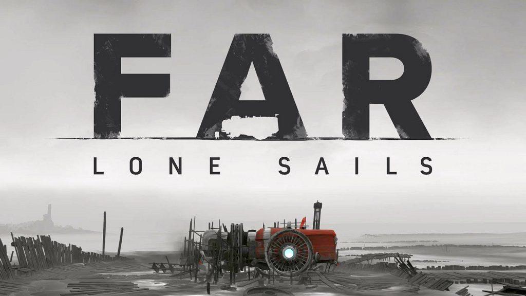 بازی FAR Lone Sails ساخت کمپانی Okomotive