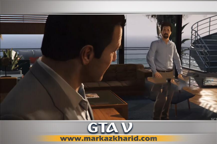 پرسودترین محصول سرگرمی تاریخ متعلق به بازی GTA V PS4 است