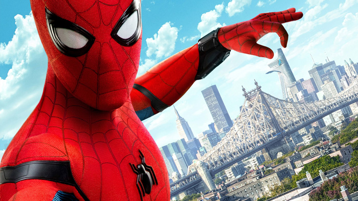 گرافیک بازی Spider-Man Homecoming
