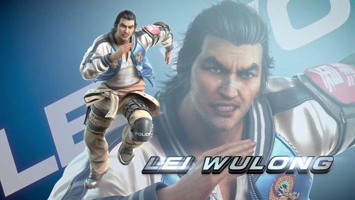 کاراکتر Lei Wulong بازی Tekken 7