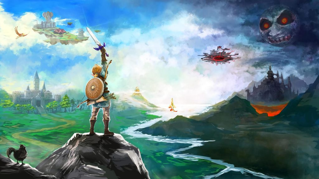 بازی The Legend of Zelda: Breath of the Wild