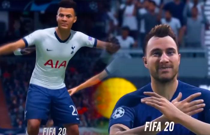 آموزش شادی بعد از گل FIFA 20