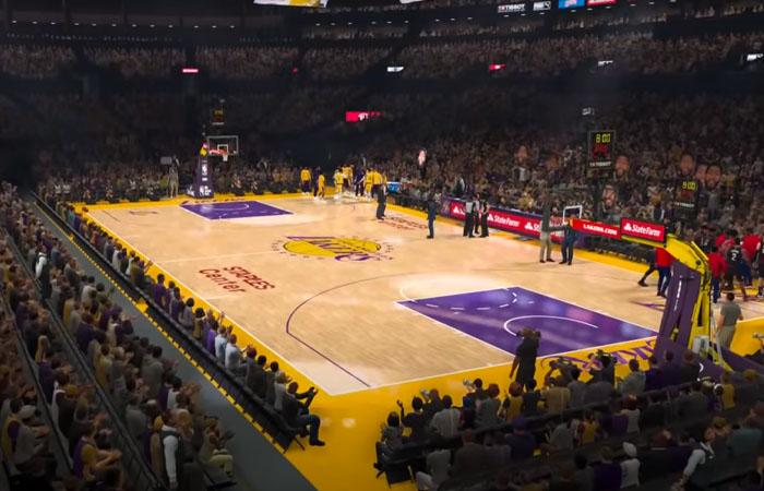 بازی ایکس باکس NBA 2K21