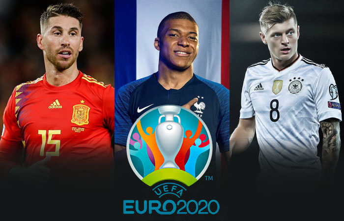 EURO 2020 PES 2021