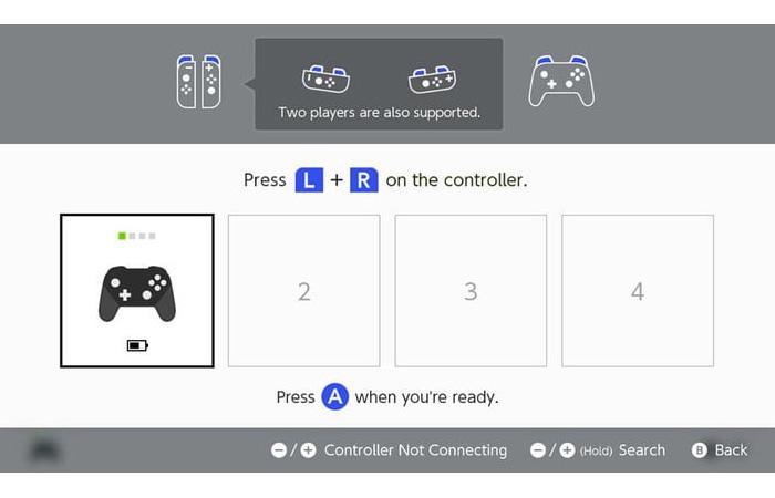 نحوه خاموش کردن دسته Nintendo Switch