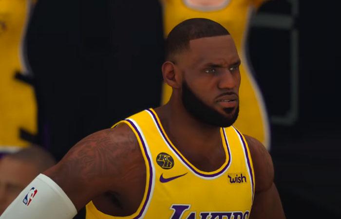 بازی بسکتبال NBA 2K21 برای ایکس باکس وان
