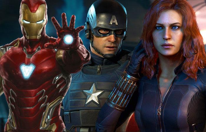 داستان بازی Marvel's Avengers