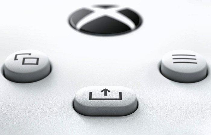 Xbox Series X White Controller