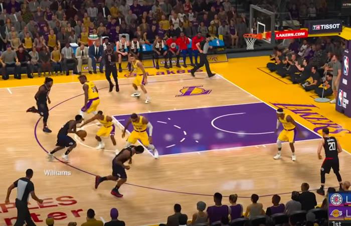 بازی NBA 2K21 برای Xbox One