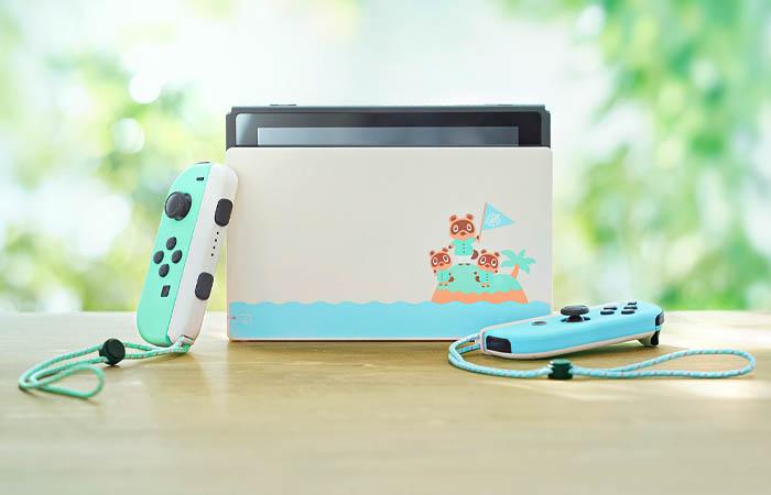 نینتندو سوییچ باندل Animal Crossing