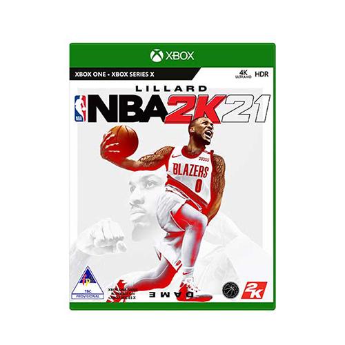 بازی NBA 2K21 ایکس باکس